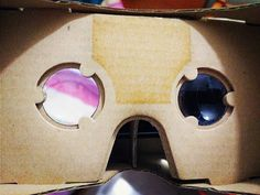 An awesome Virtual Reality pic! Virtual Reality ready for deployment. #VR #VirtualReality #development #cardboard #future #tech #gadgets #gadget #amazing #anotherWorld by carlorell check us out: http://bit.ly/1KyLetq