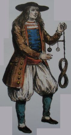 Costume d'homme 1850