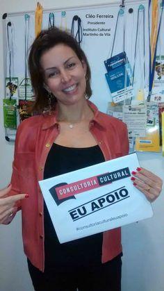 Cléo Ferreira #consultoriacultural