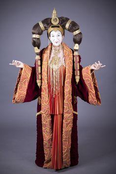Amidala Senate Gown Foto: Foteo.de