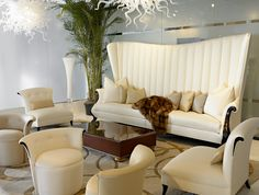 Christopher Furniture Showroom Brabbu Christopher Guy Collection Love Your Living Room Luxury Luxury Furniture Stores, My Furniture, Living Room Furniture, Furniture Design, Furniture Showroom, Christopher Guy, Living Room Inspiration, Home Decor Inspiration, Furniture Inspiration