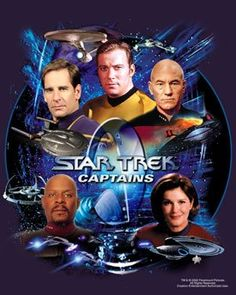 Star Trek: The Captains of the Final Frontier Documentary Special