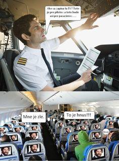 Ogrcané lietadlo, alebo ako sa to celé odohralo.