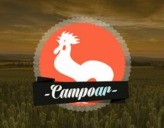 """Check out new work on my @Behance portfolio: """"Campo Argentino"""" http://be.net/gallery/34627763/Campo-Argentino"""