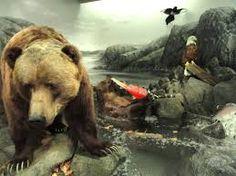 natural history museum diorama - Google Search