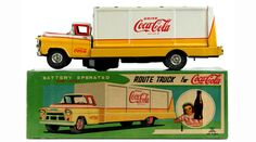 Collecting Coca-Cola Toys and Games!FOLLOW THIS BOARD FOR GREAT COKE OR ANY OF OUR OTHER COCA COLA BOARDS. WE HAVE A FEW SEPERATED BY THINGS LIKE CANS, BOTTLES, ADS. AND MORE...CHECK 'EM OUT!! Anthony Contorno Sr