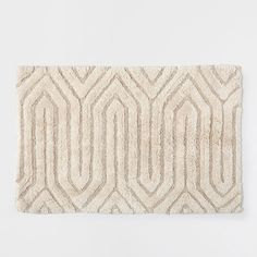GEOMETRIC DESIGN BATH MAT - Bathmats - Bathroom - Home Collection - SALE | Zara…
