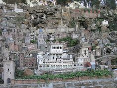 Cullman is home to the Ava Maria Grotto.
