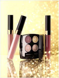 Chanel Holiday 2012 Makeup Collection – Eclats du Soir de Chanel