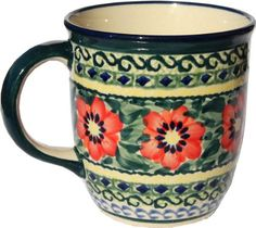 Polish Pottery Coffee Mug Polish Stoneware Collection,http://www.amazon.com/dp/B003EHD25Q/ref=cm_sw_r_pi_dp_R1RBsb01R2Z226C0