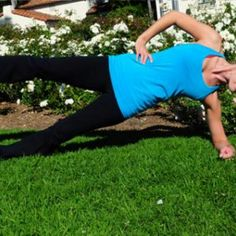 Straight-Arm Plank and Raise - Abs Workout: The 7 Best Abs Exercises to Get a Flat Stomach - Shape Magazine