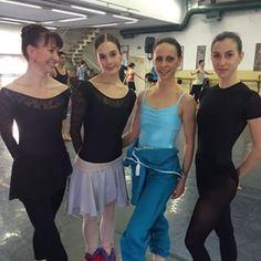 Croatia National Theater's Dancers are wearing Wear Moi garnments