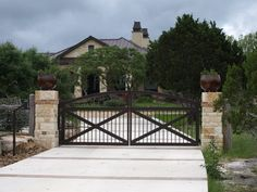 Scrumptious Front yard fence cost,Modern vertical fence design and Modern fence design uk. Brick Fence, Front Yard Fence, Front Gates, Entry Gates, Gabion Fence, Concrete Fence, Pallet Fence, Bamboo Fence, Cedar Fence