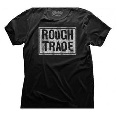 Rough Trade Shirt Black