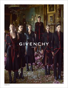 La campagne Givenchy automne-hiver 2015-2016
