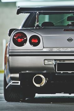 BNR34 Nissan Skyline GT-R | http://theiconicimports.com | https://www.facebook.com/theiconicimports |