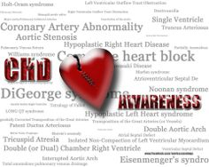 CHD Awareness... In honor of Gabi