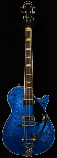 gretsch - masterbuilt g6128cs 1957 duo jet relic - I know someone who should get his hands on this one!