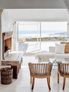 vosgesparis: A white beach house in South Africa