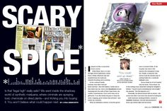 Scary Spice: The Dangers of Synthetic Marijuana - Teenbeing Nonfiction, Informational Texts, Legal Highs, Drug Free, Addiction Recovery, Save Life, Social Issues, Social Studies, Drugs