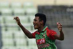 Mustafizur Rahman out of Asia Cup