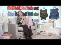 ▶ Lavora a maglia con Emma Fassio - Scialle - Parte 2 - YouTube