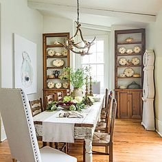 236 best dining rooms images diners dining room dining room suites rh pinterest com Country Farmhouse Dining Rooms Country Cottage Dining Room Ideas