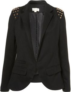 Marie Studded Jacket By Goldie