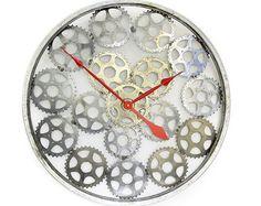 Bicycle Wheel Clock Large Wall Clock Bicycle Clock Bike
