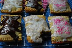Homemade PopTarts | The Domestic Rebel