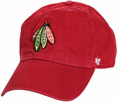 Another snazzy Four Feathers hat - this time in red!