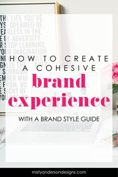 Did you know there's a simple way to keep your brand cohesive across all your platforms? Let me tell you how you can use your brand style guide as a cheat sheet for perfect branding every time. branding | branding your business | branding yourself | brand identity | brand identity design | brand your blog | blog branding | branding tips | branding tips and tricks | brand design | personal branding