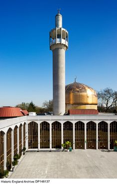 Historic England Archive Content Has Moved Central Mosque, London Photographer, Greater London, Cultural Center, Mosques, Year 2, Islamic, Taj Mahal, Centre