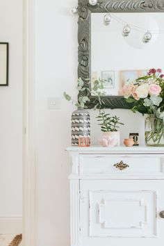 Odds & Ends - Image By adam Crohill Decor, Grey Color Scheme, Color Schemes, Pastel House, Home Decor, New Builds, Pink Grey, Victorian