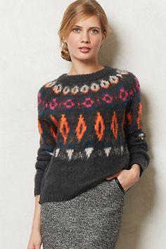 Emerson Sweater #anthropologie