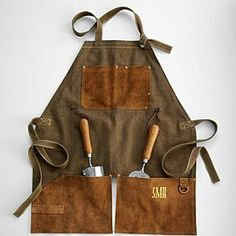 English Style Garden Apron