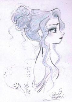 Princess Soupir by David Gilson
