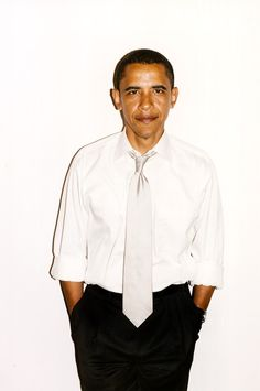 Terry Richardson photographed Barack Obama 05