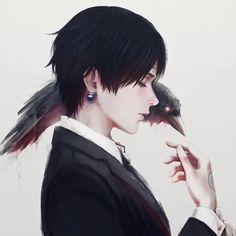 images for anime fantasy art Character Inspiration, Character Art, Desu Desu, Hxh Characters, Handsome Anime Guys, Ex Machina, Avatar Couple, Dark Anime, Ereri