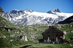 Hiking tip: hut hike in the National Park Hohe Tauern