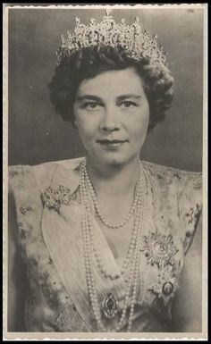 Queen Frederica of Greece