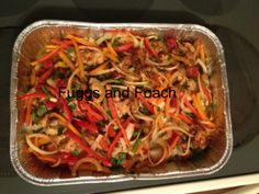$5.00 meal : Oven Baked fajita - Fuggs and Foach