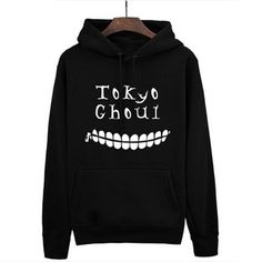 Camplayco Tokyo Ghoul Cosplay Black Hoodies Pullover Warm Coat Size XL ** You can find out more details at the link of the image.