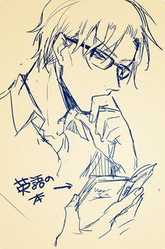 Conan, Detective, Gosho Aoyama, Kaito Kid, Amuro Tooru, Magic Kaito, Case Closed, Manga Boy, Drawing People