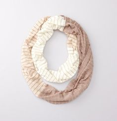 Digging infinity scarves right now