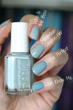 Someone recently asked on Instagram why I started this blog. I started this because I was always on the hunt for Essie information: info o...