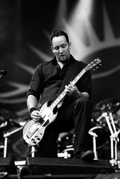 Volbeat........ If you haven't heard them then you DEFINATELY should