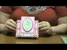 How to make a center step card!
