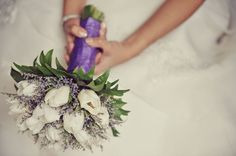 Ramo de novia, fotografía: paulvincentphoto.com/blog/