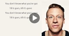 Macklemore Ft. Kesha Good Old Days | LYRICS/ LYRIC VIDEO | Official Audio